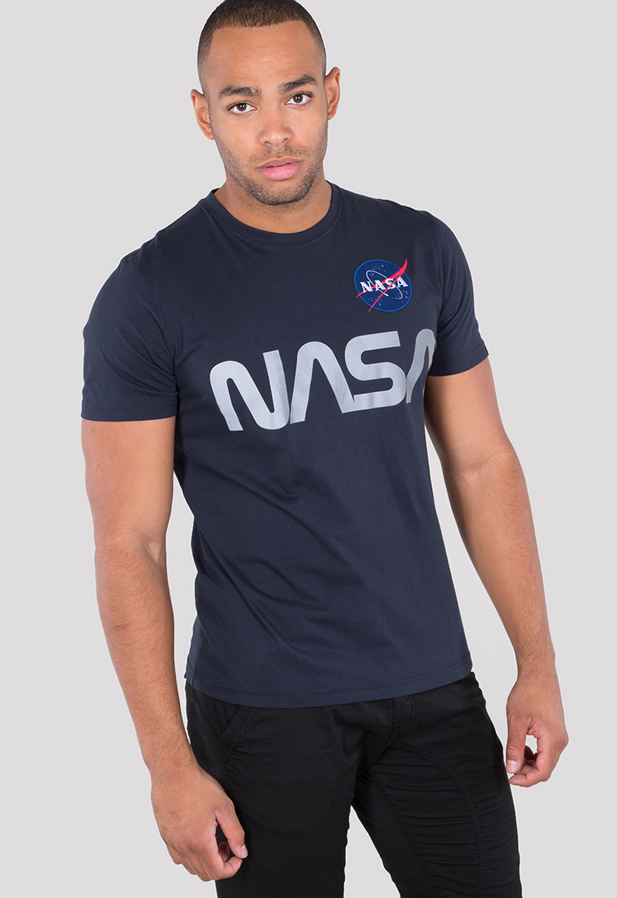 hot sale online 263c9 6a9db NASA Reflective T