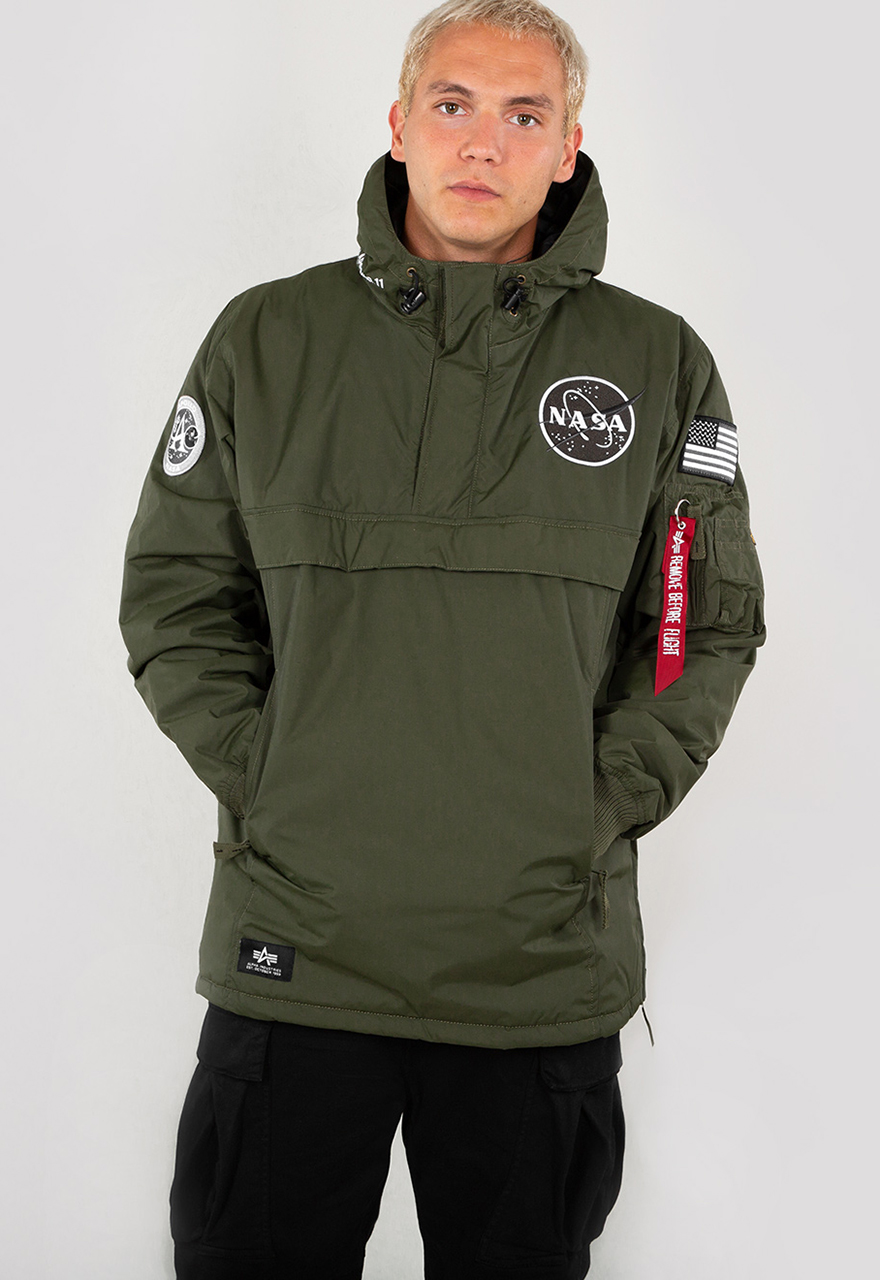 sneakers for cheap b70a6 ab2ea NASA Anorak