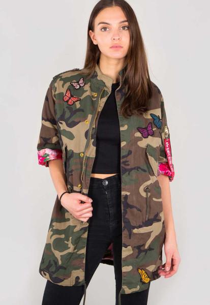 Military Kimono Wmn