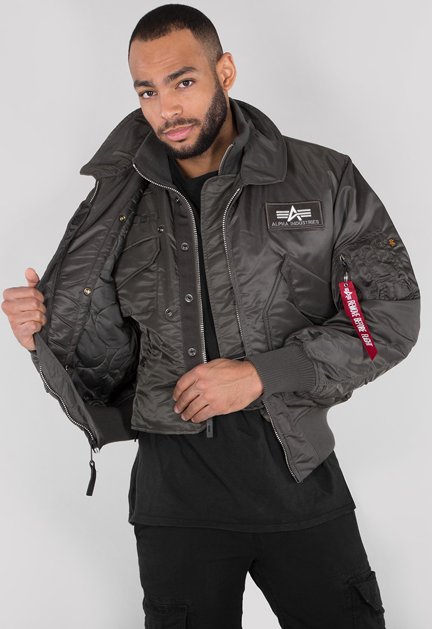Hombre Alpha Industries Jacket X Force
