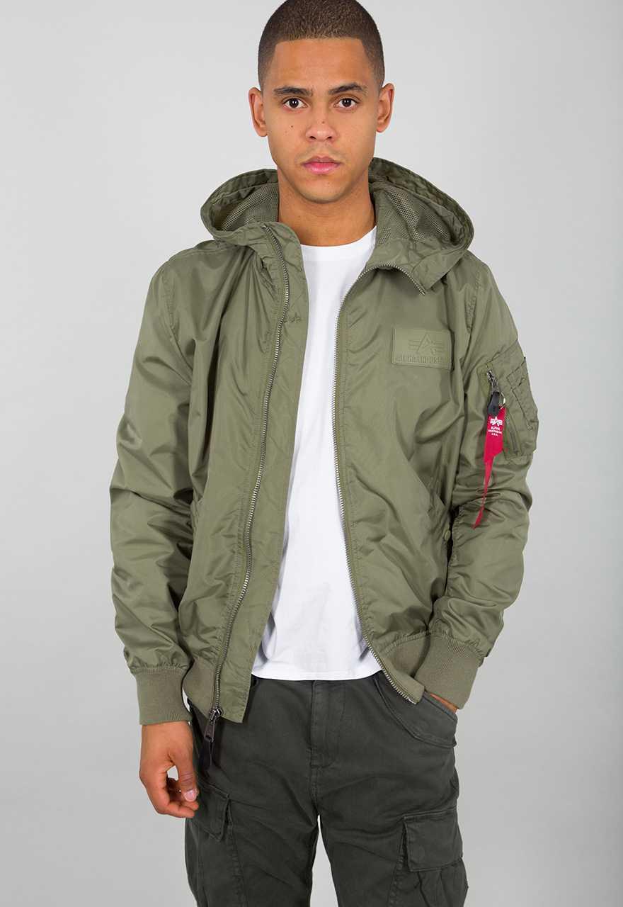 MA 1 LW Hooded