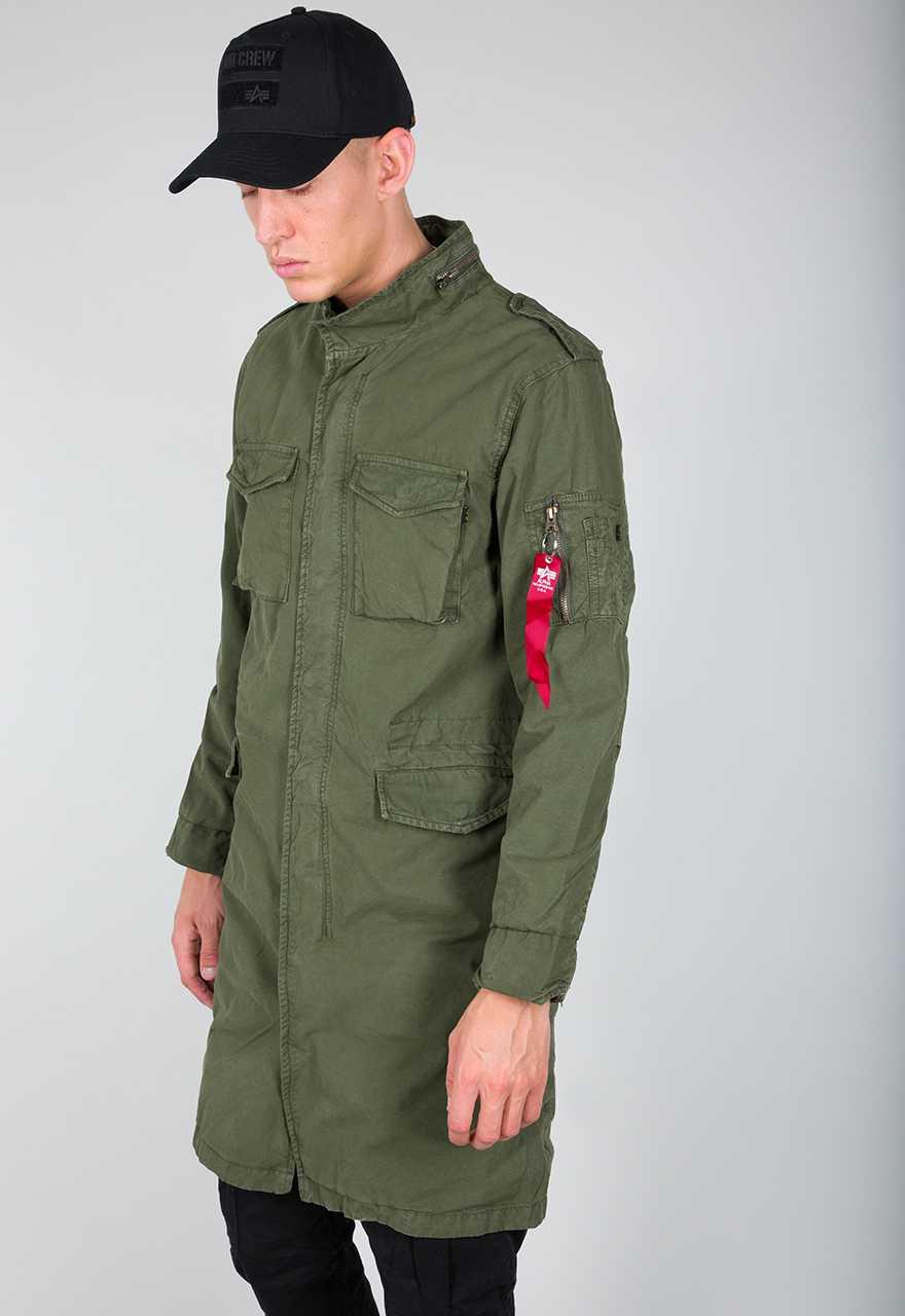 best service c6e17 46dfe M-65 Coat LW