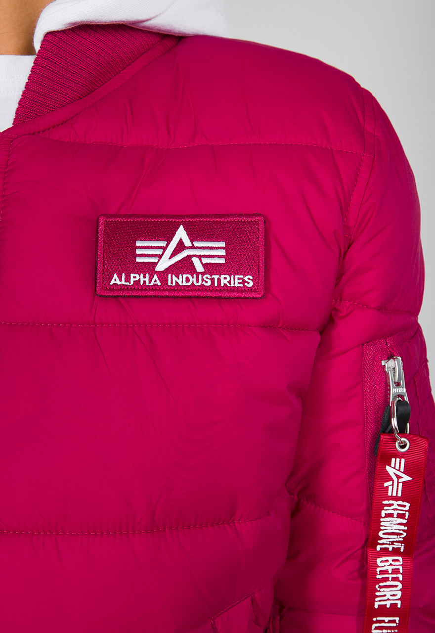 Alpha Industries Zip Hood Puffer FD Ladies Jacket buy