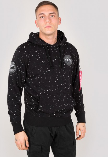 NASA Starry Hoody