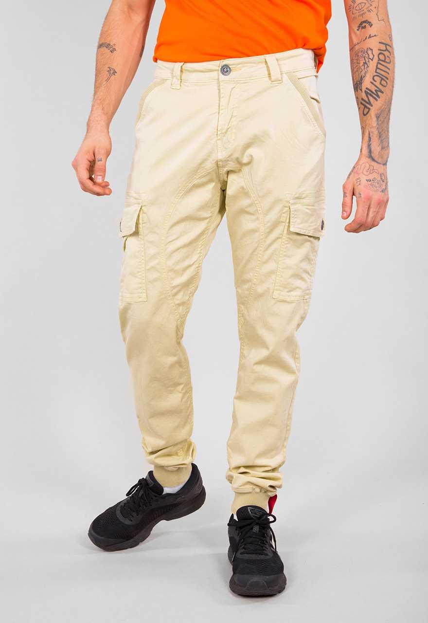 Alpha Industries Men Cargo Pants Spark