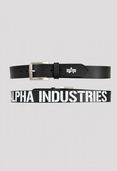 Printed Alpha Belt